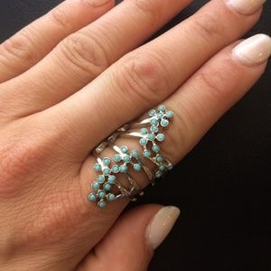 Host Pick - Only 1 Avail Turquoise Wisteria Ring